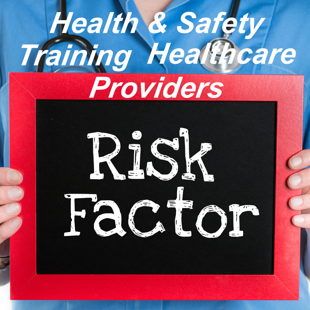 Health & safety training course on-line for health care and social care workers