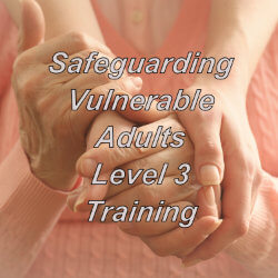 Safeguarding Adults level 3 online training course