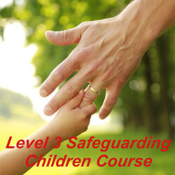Level 3 safeguarding children and child protection training