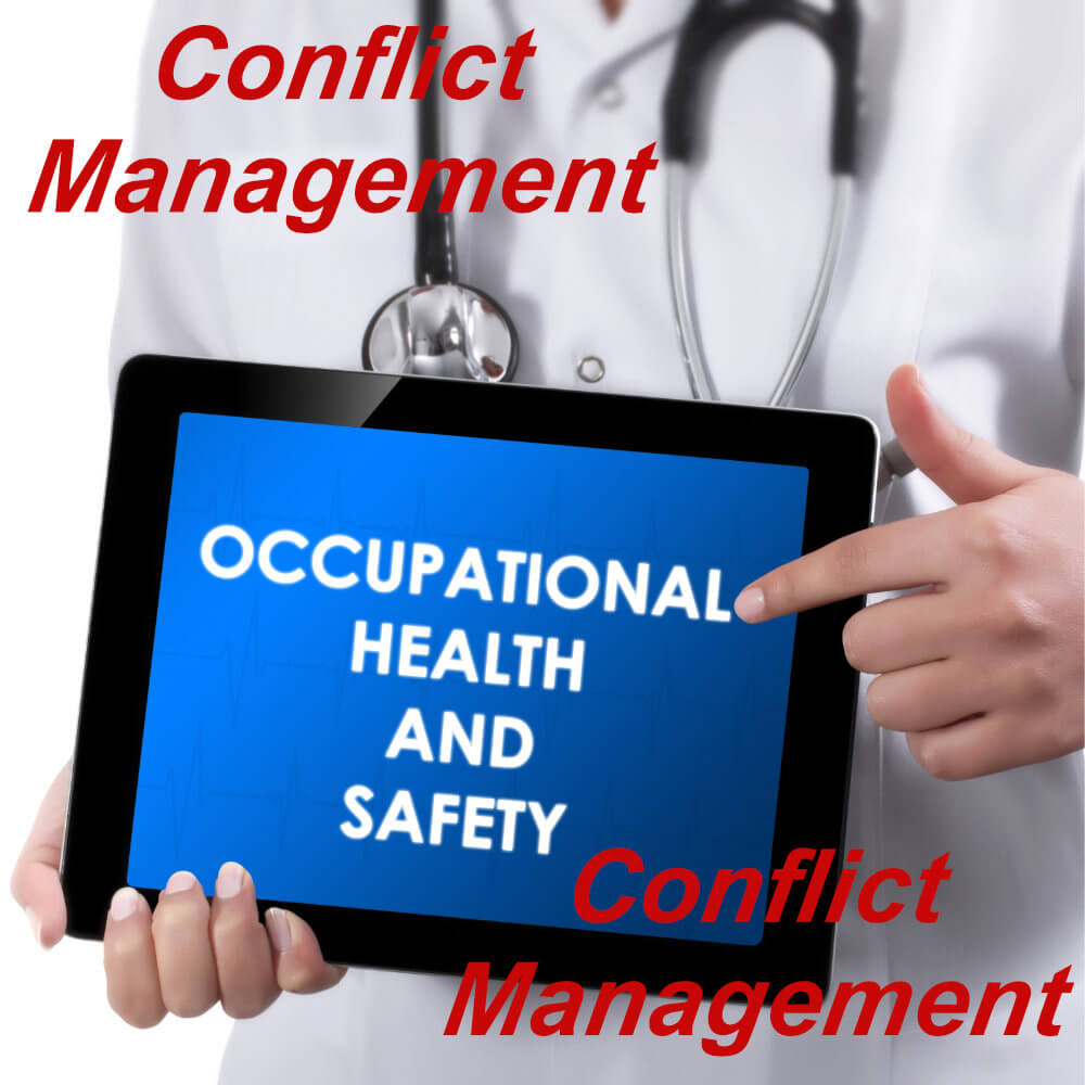 Conflict management for NHS staff & care homes