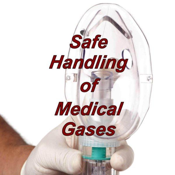 Online training for the safe handling of medical gases