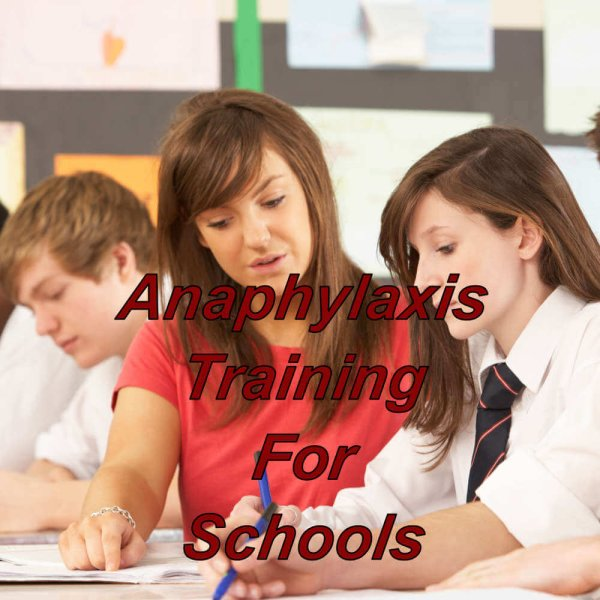 Anaphylaxis Training For Schools, cpd certified programme, click here to register and start