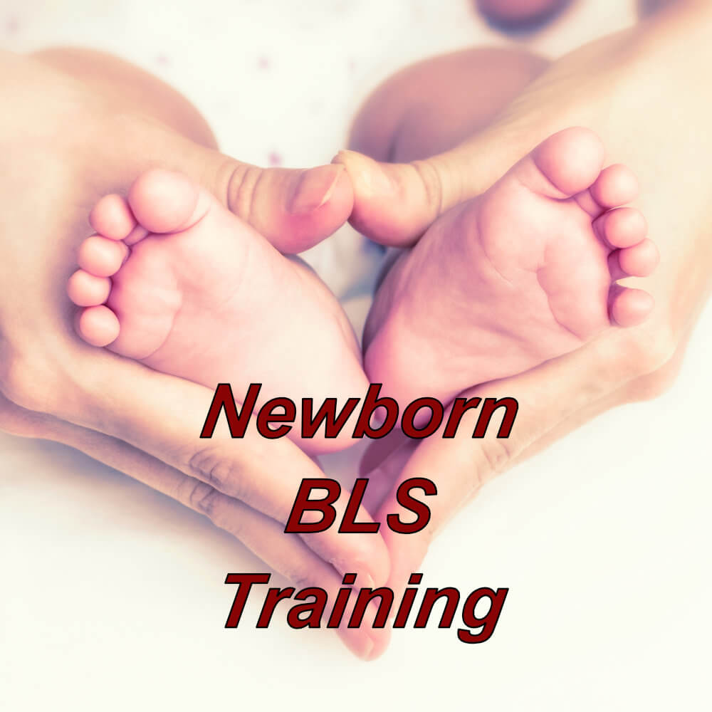BLS training for newborn