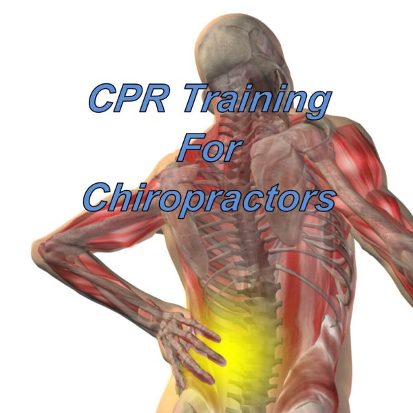 CPR training online suitable for Chiropractors, cpd certified course