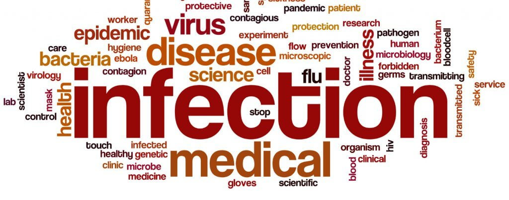 NHS infection control training courses online