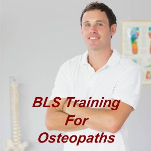BLS Training online, CPD certified course suitable for Osteopaths