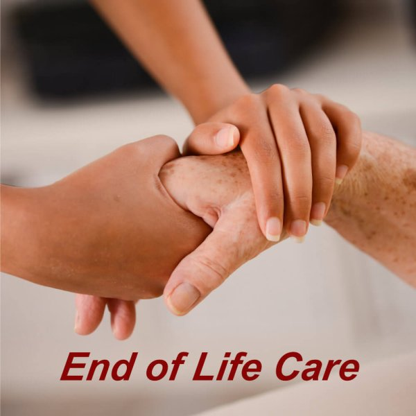 CPD certified end of life care online training course, suitable for nurses, doctors and all health & social care providers